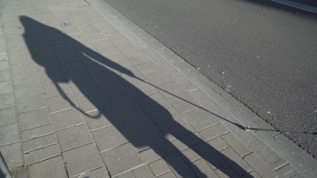 Photo: Mei Lans shadow silhouette