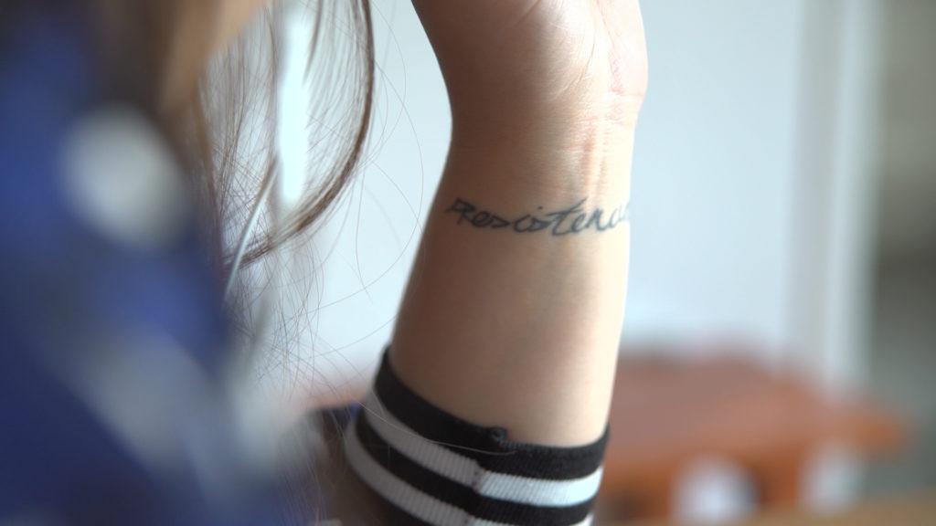 Foto: Resistencia tattoage